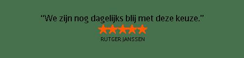 Testimonial Rutger Janssen