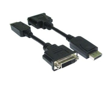 DisplayPort DVI kabel