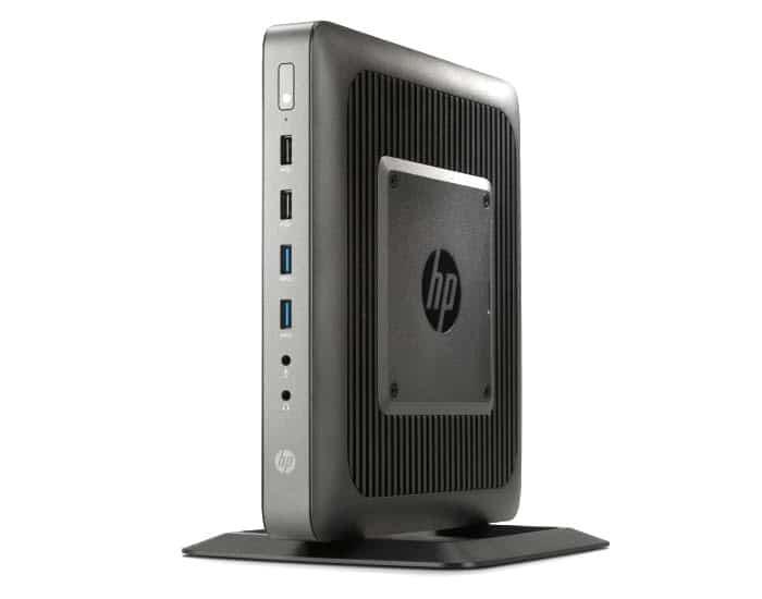HP Thin PC T620 met 4 x USB + Audio in- en uitgang